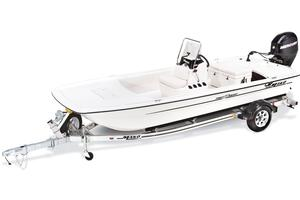 2013 MAKO Pro 17 Skiff CC