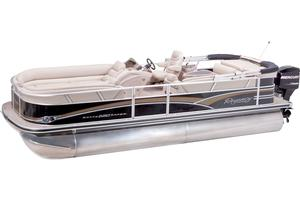 2013 SUN TRACKER PARTY BARGE 220 DLX
