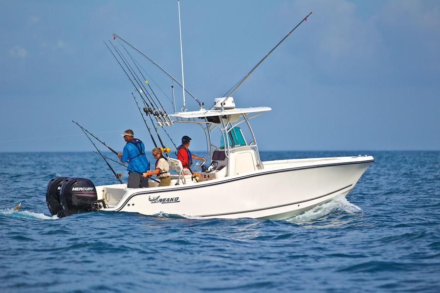 Mako Boats Offshore Boats 2014 234 Cc Photo Gallery