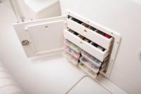 Baitstation tackle trays/drawers