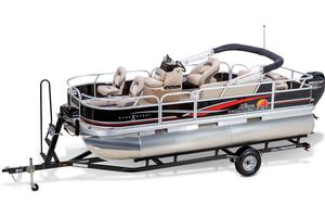 2014 SUN TRACKER BASS BUGGY 18 DLX
