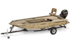 2014 TRACKER GRIZZLY 1548 Sportsman