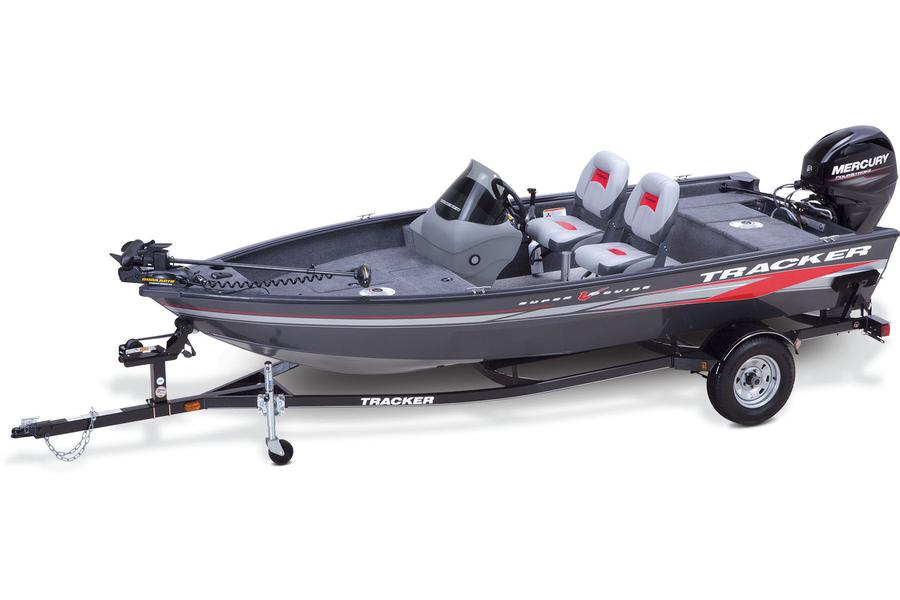 TRACKER Boats : Deep V Boats : 2014 Super Guide V-16 SC Description