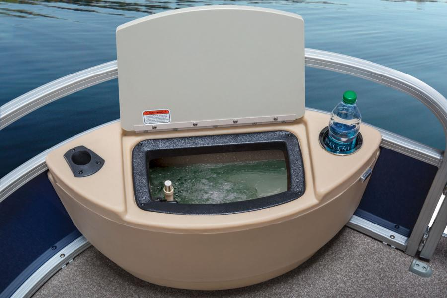 Sun Tracker Boats Fishing Pontoons 2015 Fishin Barge