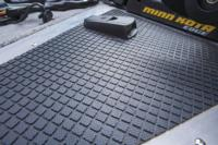 Boat bow mat