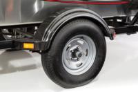 Boat trailer wheels and Super Lube hubs