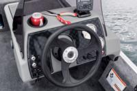 Boat fishing sport steering wheel