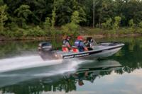 2015 TRACKER Pro 160 aluminum fishing boat