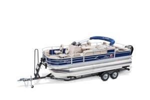 2016 SUN TRACKER FISHIN' BARGE 22 XP3