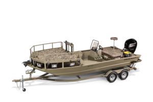 2016 TRACKER GRIZZLY 2072 MVX Sportsman