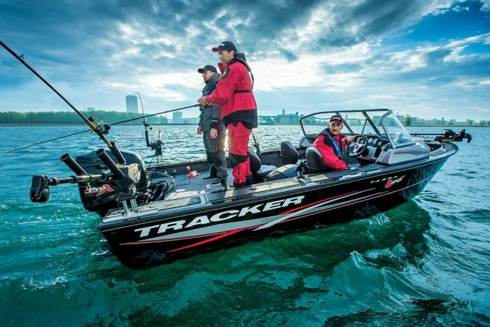 TRACKER Boats : Deep V Boats : 2016 Targa V-20 WT Description
