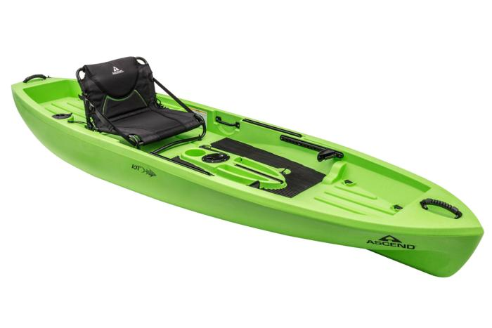 Average weight for New fishing kayaks 2017