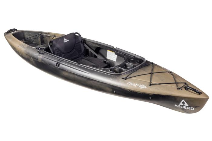Average weight for Bass pro fishing kayak