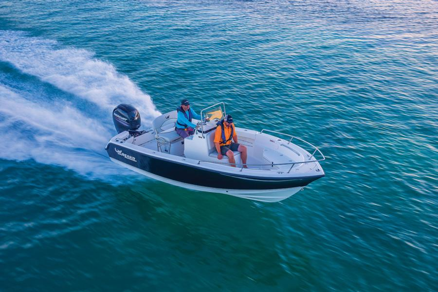 Mako boats offshore boats 2017 184 cc photo gallery for Fishing boat cost