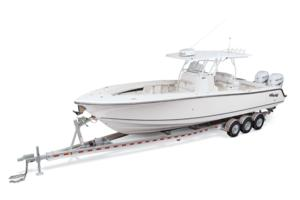 2017 MAKO 334 CC Bluewater Family Edition