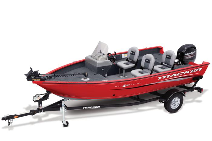 Bass Tracker Super Guide V 16 Boats for sale