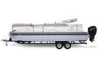 Optional tandem-axle trailer w/NEW GALVASHILD® Impact corrosion protection for improved durability