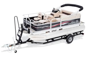 2017 SUN TRACKER BASS BUGGY 16 DLX ET