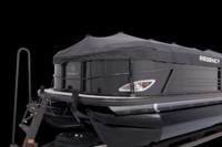 NEW Rail-Lock™ mooring cover w/removable bow