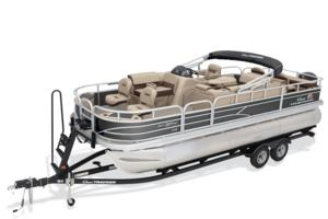 2018 SUN TRACKER FISHIN' BARGE 22 XP3