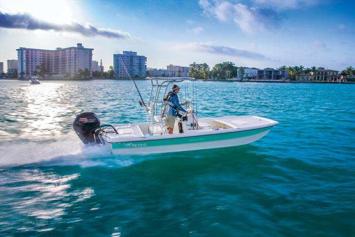 mako boats inshore boats 2019 pro skiff 19 cc description