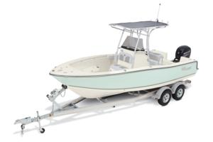 MAKO Boats : Offshore Boats : 2019 214 CC Motors