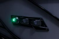 New LED navigation & docking lights/shroud