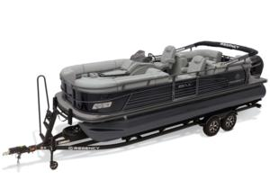 2019 Regency 230 LE3 luxury tritoon pontoon
