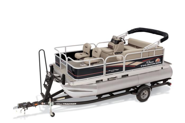 2019 BASS BUGGY 16     - SUN TRACKER Boats : Fishing Pontoons