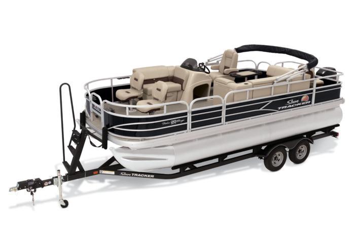 2019 FISHIN SUN TRACKER Boats Fishing Pontoons