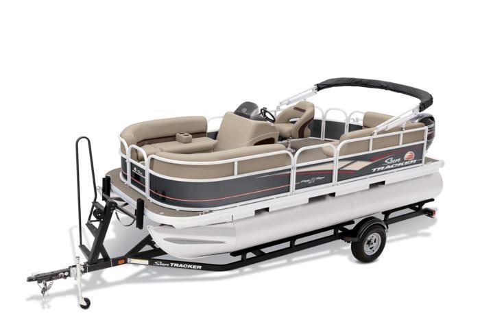 Recreational Pontoons : 2019 PARTY     - SUN TRACKER Boats