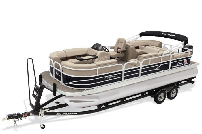 Recreational Pontoons 2019 PARTY SUN TRACKER Boats