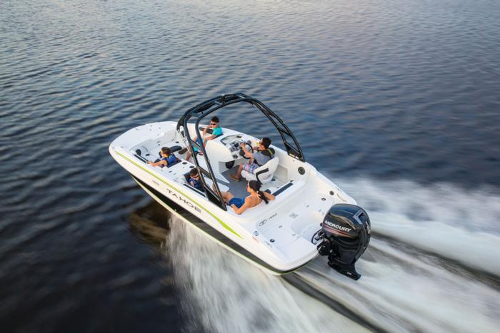 TAHOE Boats : Deck Series : 2019 1950 Description