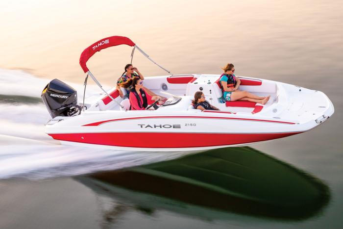 TAHOE Boats : Deck Series : 2019 2150 Description