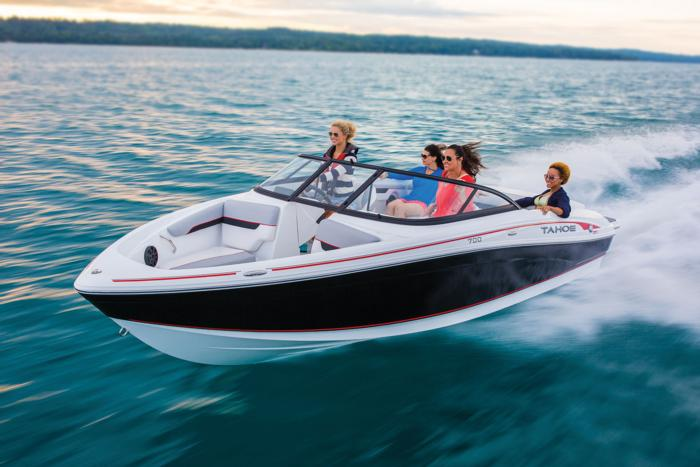 TAHOE Boats : Sport Series : 2019 700 Description