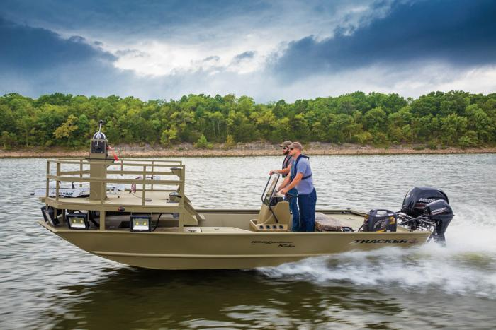 TRACKER Boats : All-Welded Jon Boats : 2019 GRIZZLY 2072 CC