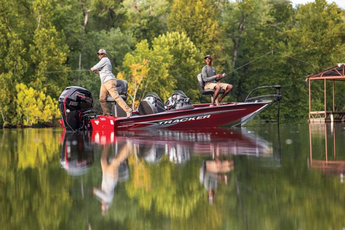 TRACKER Boats : Bass & Panfish Boats : 2019 PRO TEAM 190 TX