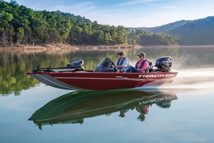 tracker boats bass panfish boats 2019 pro 170 description
