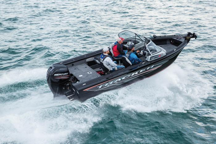 TRACKER Boats : Deep V Boats : 2019 TARGA V-19 WT Description