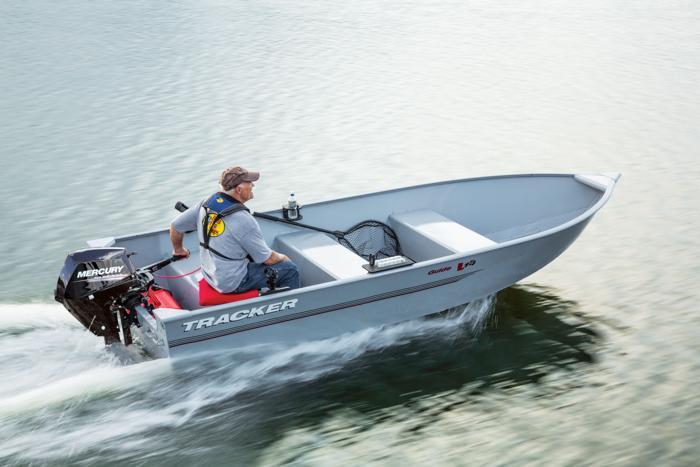 TRACKER Boats : Riveted Jon & Utility Boats : 2019 Guide V
