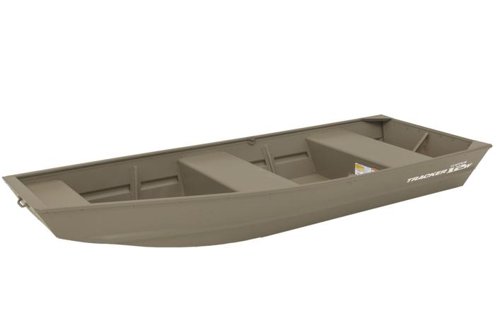 TRACKER Boats : Riveted Jon & Utility Boats : 2019 TOPPER 1236