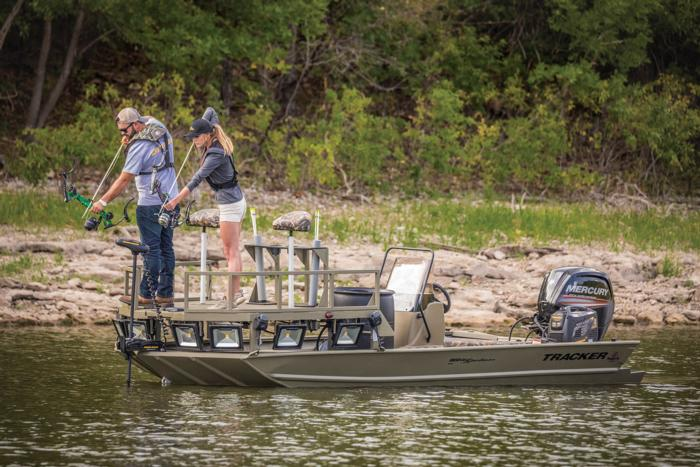 Tracker Boats All Welded Jon Boats 2020 Grizzly 1860 Cc
