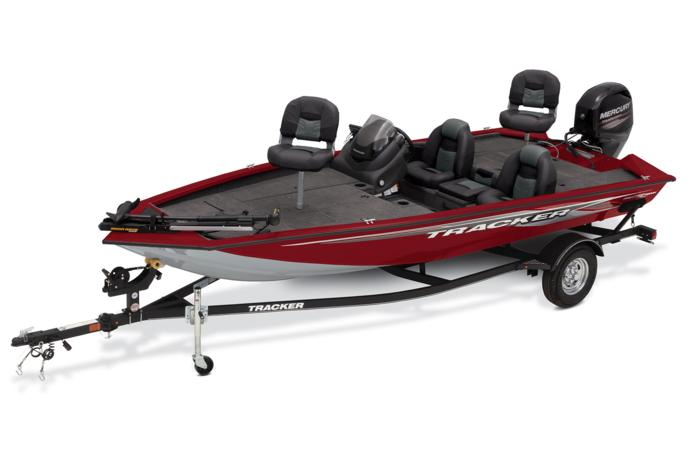 TRACKER Boats : Bass & Panfish Boats : 2020 PRO TEAM 175 TXW